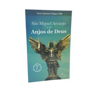 Livro Sao Miguel Arcanjo e os anjos de Deus - Dom Cipriano Chagas