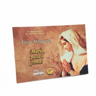 TERÇO MILAGROSO  MARIA, PASSA À FRENTE - PE. MÁRLON MÚCIO