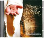 CD Marcas de vitória - Banda Louvor e Glória
