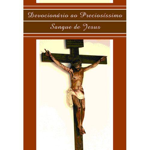 fora de linha - Devocionario ao Preciosissimo Sangue de Jesus