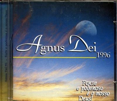 CD Agnus Dei - 1996