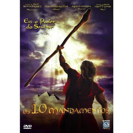 Filme Os 10 Mandamentos