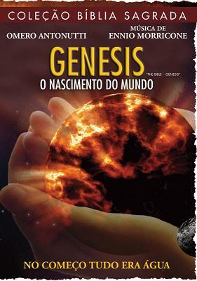Filme GENESIS - O NASCIMENTO DO MUNDO