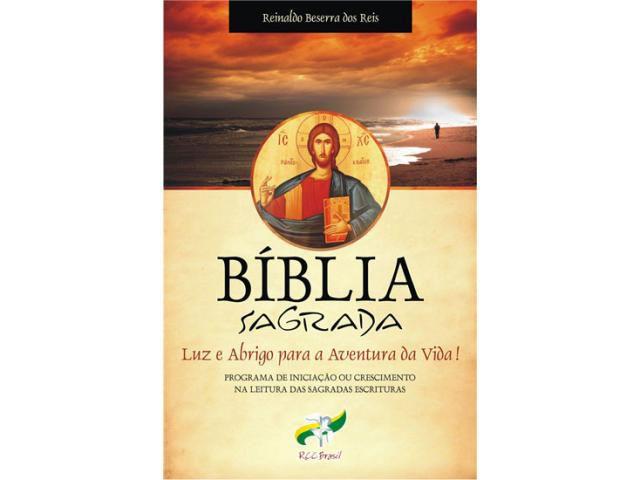 Biblia Sagrada - Luz E Abrigo Para A Aventura Da Vida! - Reinaldo Beserra Dos Reis