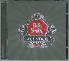 CD Rosa de Saron - Acústico