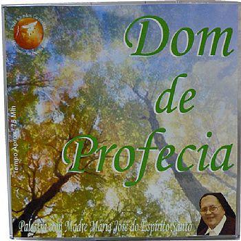 Palestra Dom de Profecia (Em CD)