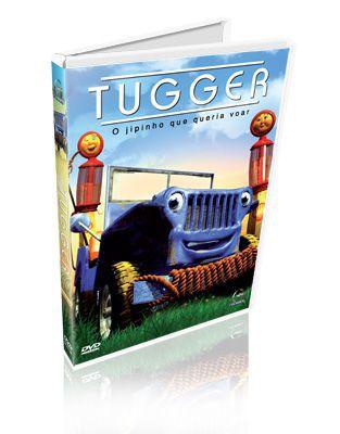 DVD TUGGER - O JIPINHO QUE QUERIA VOAR