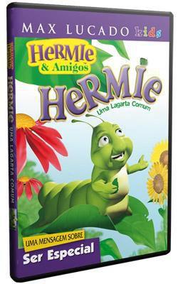 DVD HERMIE & AMIGOS - HERMIE, UMA LAGARTA COMUM
