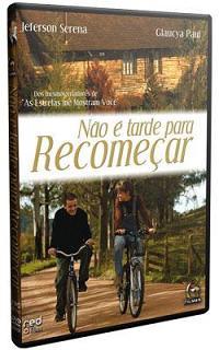 DVD NÃO É TARDE PARA RECOMEÇAR