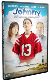 DVD JOHNNY - TODOS TÊM UMA MISSÃO ESPECIAL