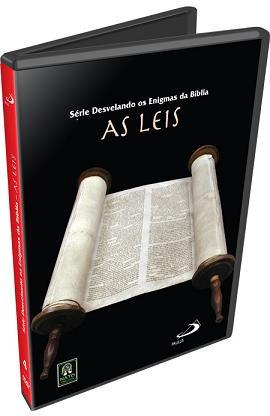 Dvd Serie Desvelando Os Enigmas Da Biblia - As Leis