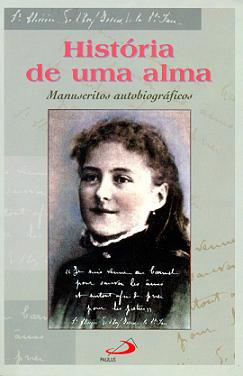 LIVRO HISTORIA DE UMA ALMA - SANTA TERESINHA