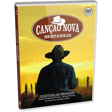 DVD COLETANEA DE PREGACOES CANCAO NOVA SERTANEJA