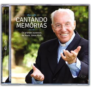 FORA DE LINHA - CD CANTANDO MEMORIAS - MONSENHOR JONAS ABIB