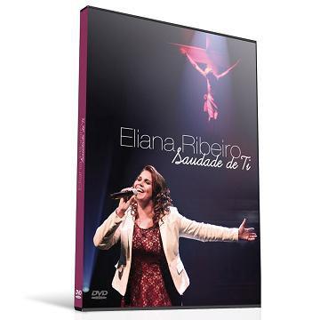 fora de linha - DVD SAUDADE DE TI - ELIANA RIBEIRO