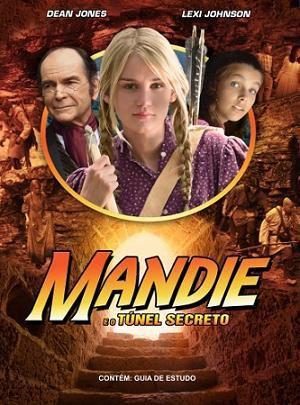 DVD MANDIE E O TÚNEL SECRETO (PARTE 1)
