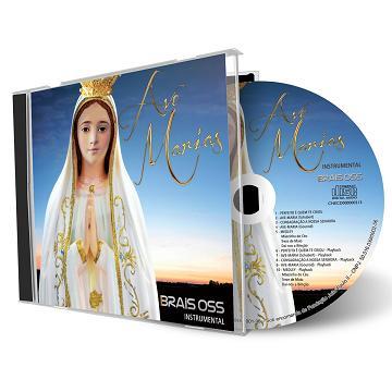 FORA DE LINHA - CD AVE MARIAS - BRAIS OSS