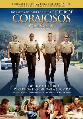 DVD CORAJOSOS