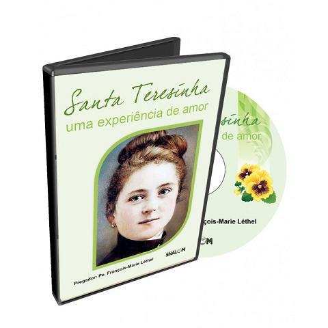 DVD SANTA TERESINHA, UMA EXPERIENCIA DE AMOR