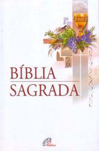 Bíblia Sagrada Nova Tradução na Linguagem de Hoje Média Eucaristia