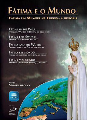 DVD FÁTIMA E O MUNDO