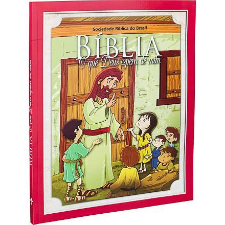 Bíblia O Que Deus Espera De Mim