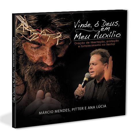 CD VINDE, O DEUS, EM MEU AUXILIO - MARCIO MENDES