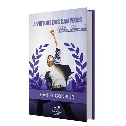 LIVRO A VIRTUDE DOS CAMPEOES - DANIEL GODRI JR.