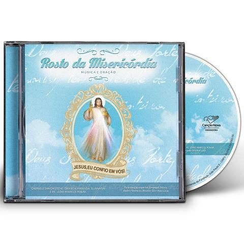 CD ORACIONAL ROSTO DA MISERICORDIA