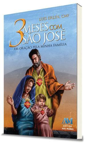 Livro 3 Meses Com Sao Jose - Pe. Luis Erlin