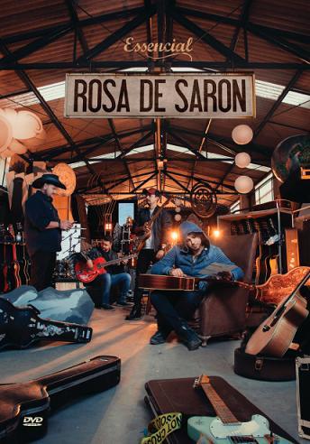 DVD ROSA DE SARON - ESSENCIAL