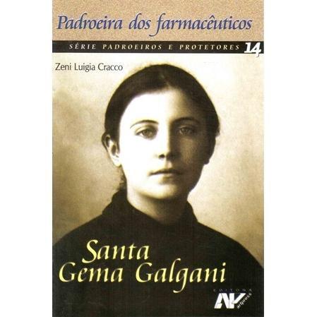 Opusculo Santa Gema Galgani - Zeni Luigia Cracco