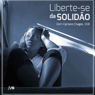 Fora De Linha - Cd Liberte-Se Da Solidao - Dom Cipriano Chagas