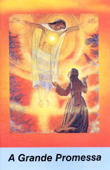 LIVRO A GRANDE PROMESSA - SAGRADO CORAÇÃO DE JESUS - SANTA MARGARIDA MARIA ALACOQUE