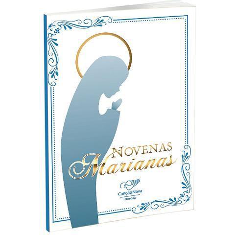 Livro Novenas Marianas