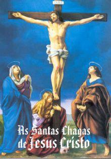 AS SANTAS CHAGAS DE JESUS