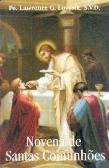 Livro Novena De Santas Comunhões - Padre Lawrence G. Lovasik - Bem Aventuranças