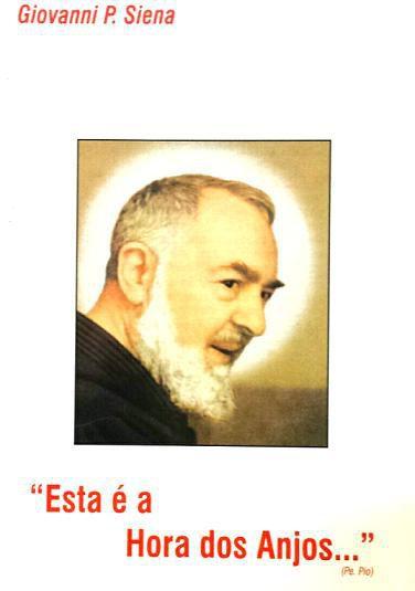 Livro Esta É A Hora Dos Anjos - Giovanni P. Siena - Santo Padre Pio