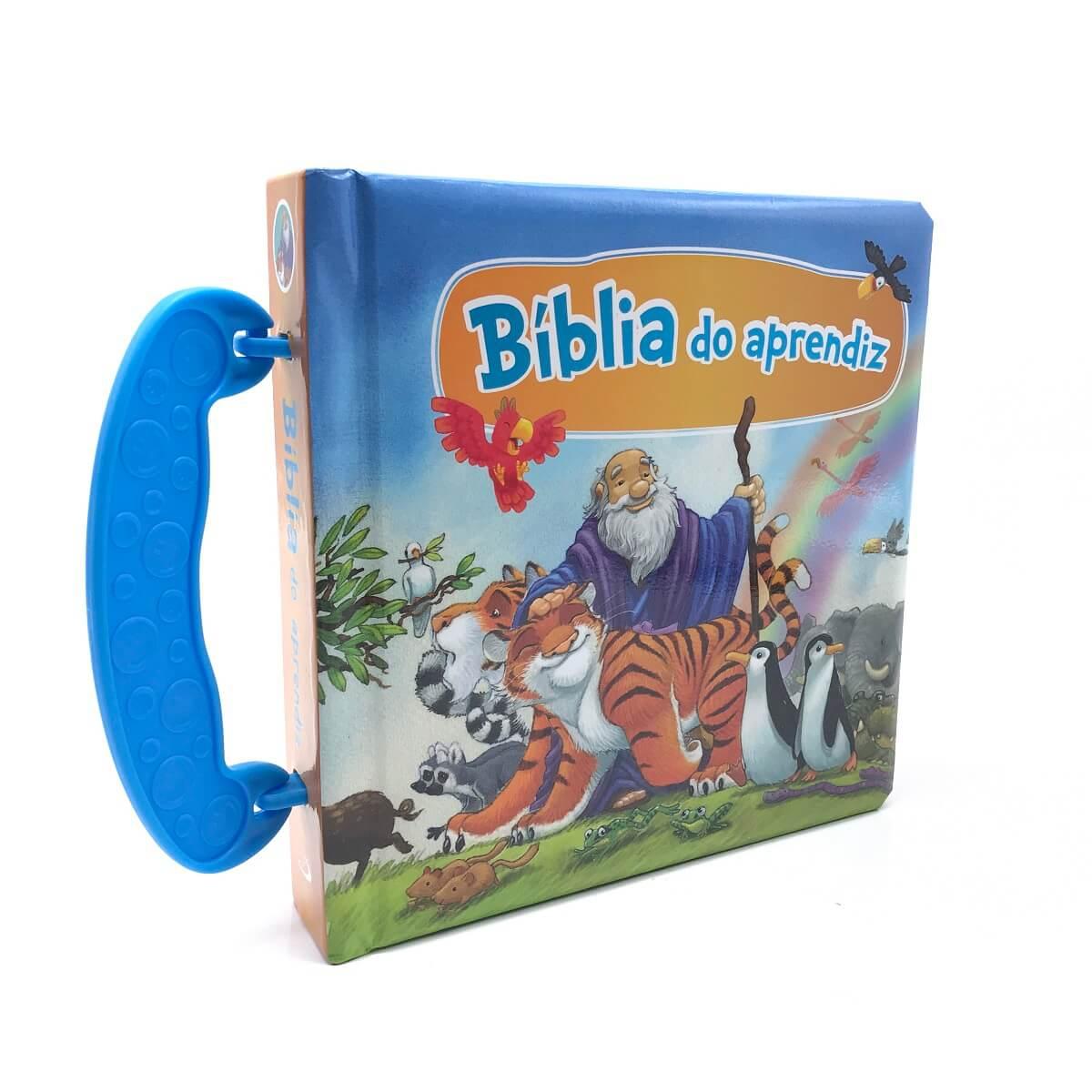 Bíblia Infantil - Bíblia Do Aprendiz