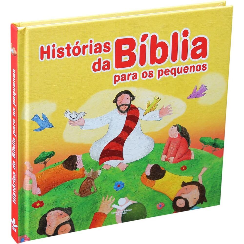 BÍBLIA INFANTIL HISTÓRIAS DA BÍBLIA PARA OS PEQUENOS