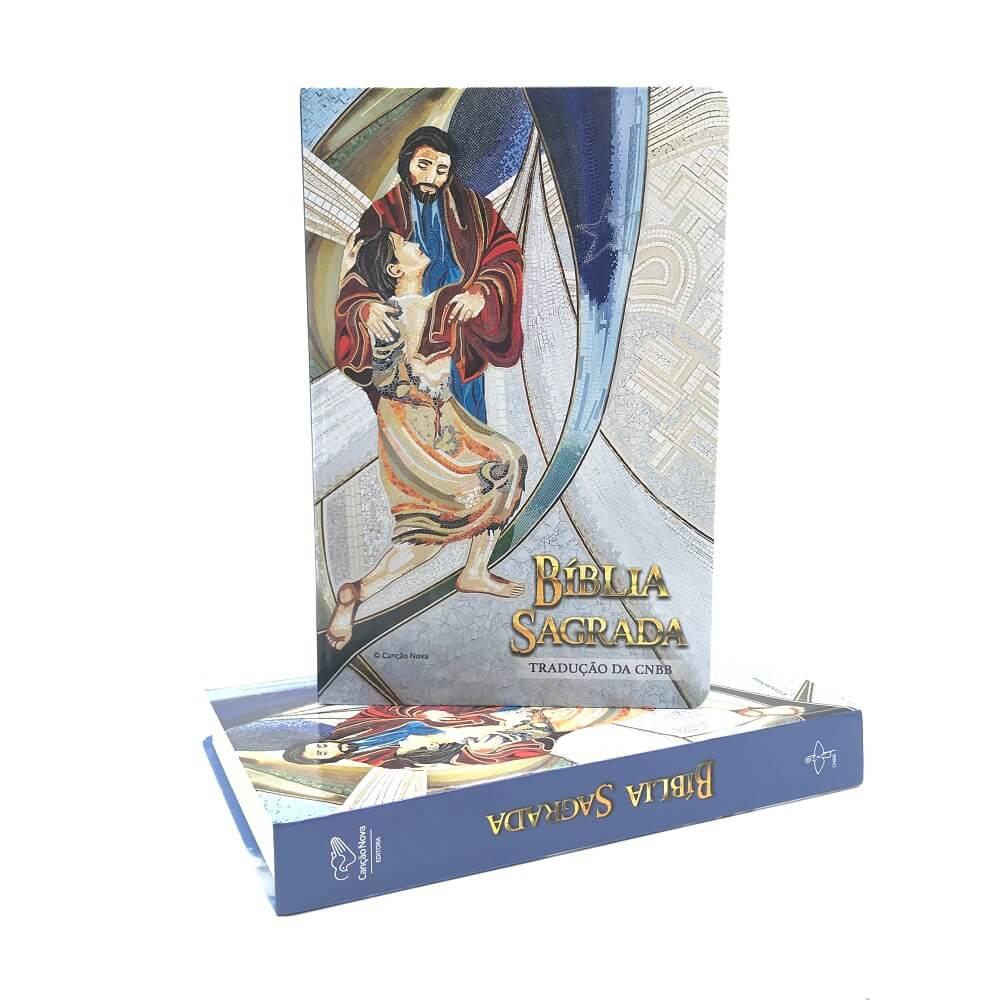 Bíblia Sagrada Católica Santuário Do Pai Das Misericórdias Canção Nova