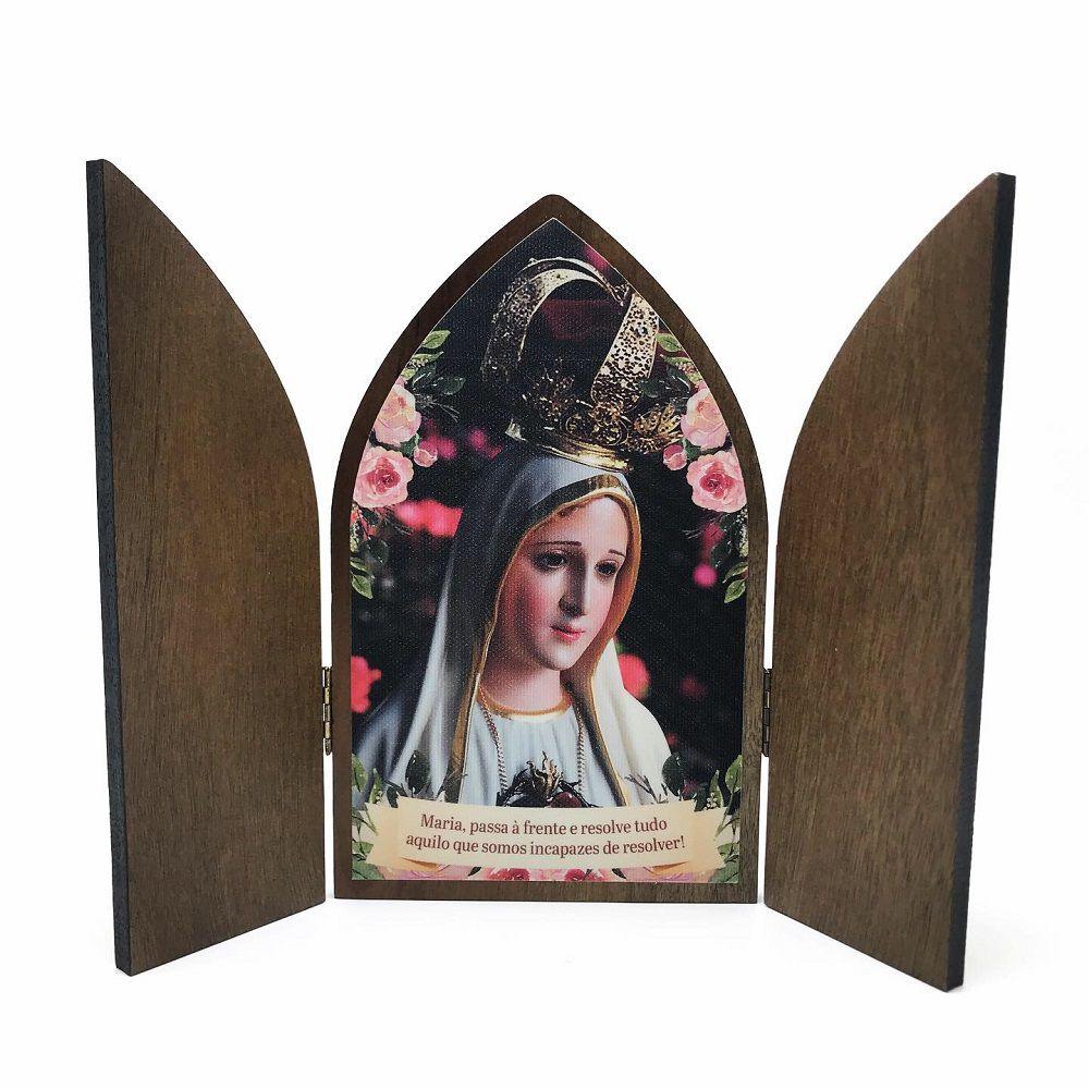 Capela Maria Passa à Frente Grande com Porta