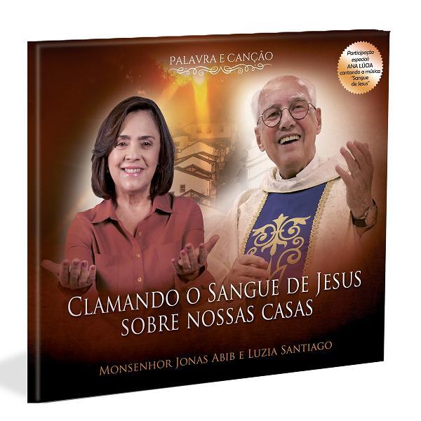 fora de linha - CD PALAVRA CANCAO - CLAMANDO O SANGUE DE JESUS SOBRE NOSSAS CASAS