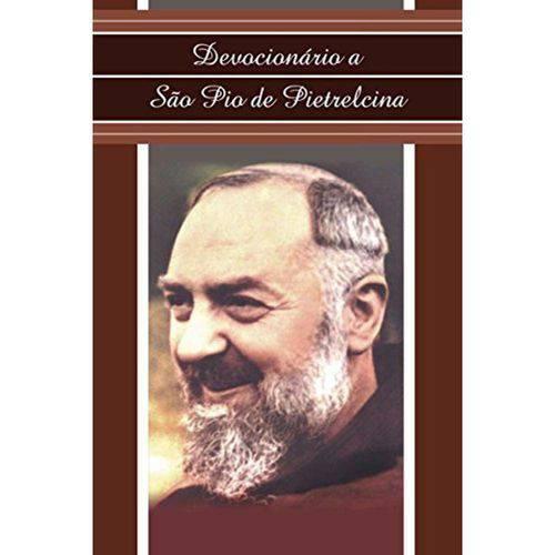 fora de linha - Devocionário a São Padre Pio de Pietrelcina - Editora Canção Nova