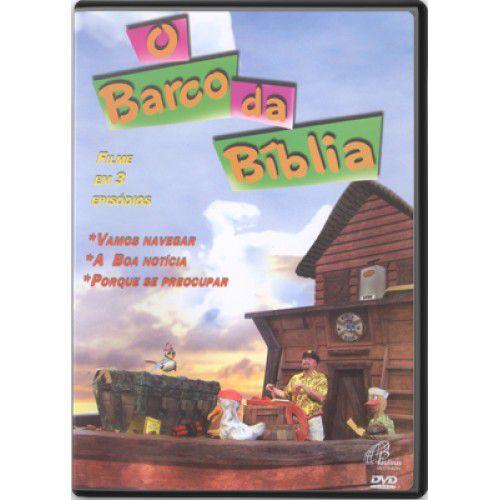 DVD O BARCO DA BIBLIA