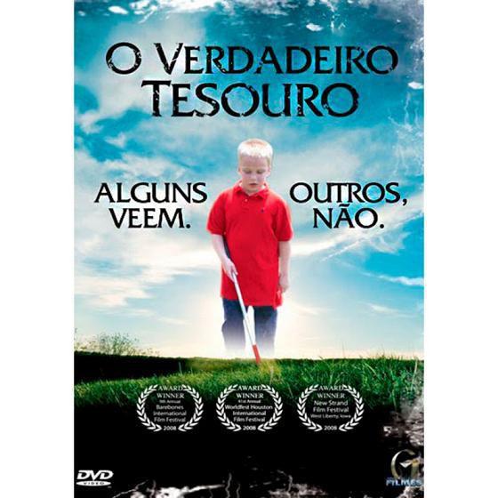DVD O Verdadeiro Tesouro