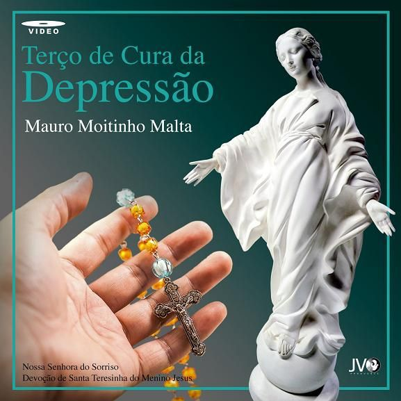 DVD TERCO DE CURA DA DEPRESSAO  - MAURO MOITINHO MALTA