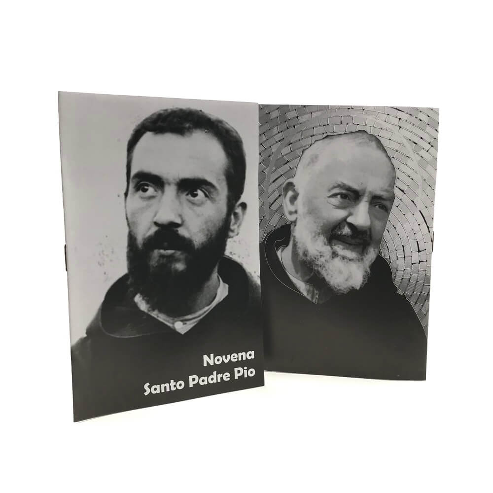 Livreto Novena Santo Padre Pio
