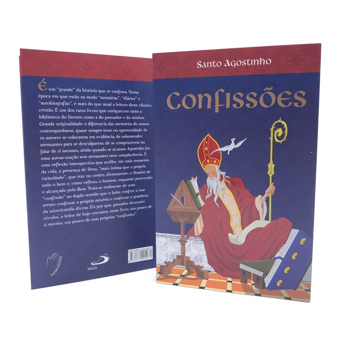 Livro Confissões - Santo Agostinho