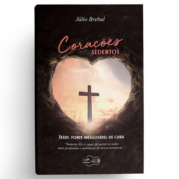 Livro Coracoes Sedentos - Julio Brebal